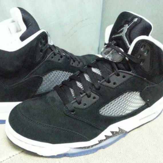 Air Jordan V Oreo Yet Another Look
