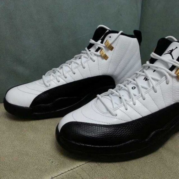 Air Jordan XII GS Taxi 2013 Retro