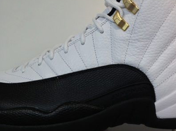 Air Jordan XII Taxi Release Date