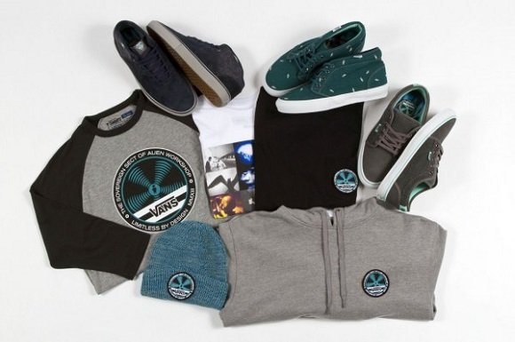 Alien Workshop x Vans Collection Available Now
