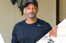 Celebrity Sneaker Watch: Will Smith in Air Jordan III Retro '88