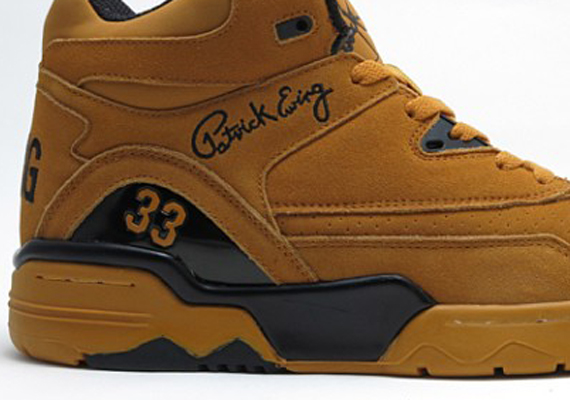 Ewing Guard Retro First Look