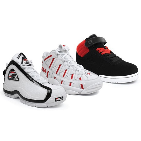 Fila Bulls By The Horn Pack Release Info