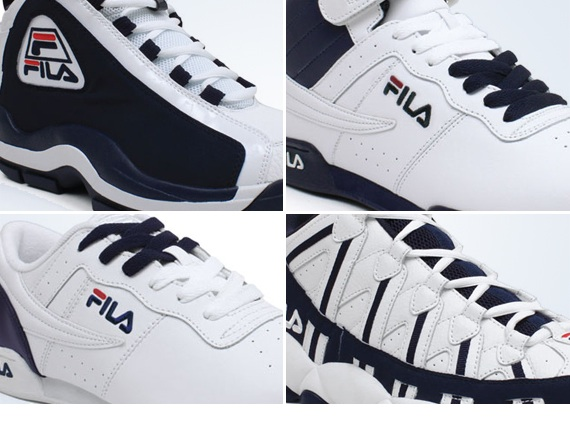 Fila Tradition Pack