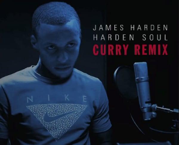 c89480e29cc4 Foot Locker Presents Stephen Curry s  Harden Soul  Remix