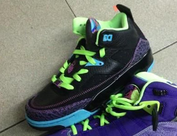 Jordan Son of Mars Low Bel-Air First Look