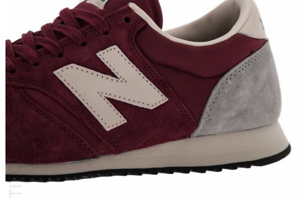New Balance 420 Dark Red Sneakerfiles