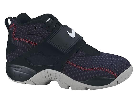 Nike Air Diamond Turf Midnight Navy Black Wolf Grey