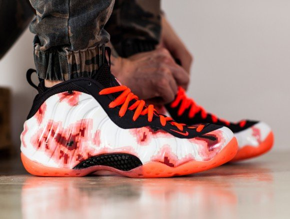 Nike Air Foamposite One PRM Weatherman Collection
