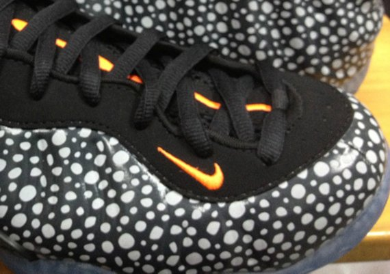 Nike Air Foamposite One Safari Yet Another Detailed Look