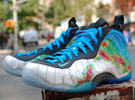 Nike Air Foamposite One Weatherman Release Reminder