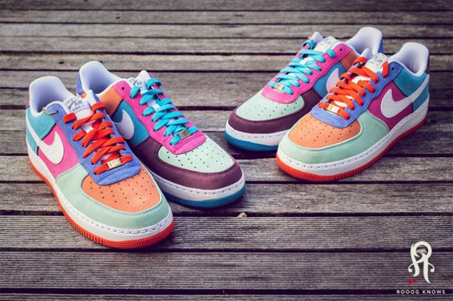 84e93822047d93 Nike Air Force 1 Low iD  What the Air Force 1