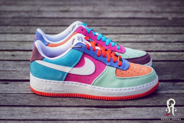 Nike Air Force 1 Low iD  What the Air Force 1   2ebb7b60e1ca