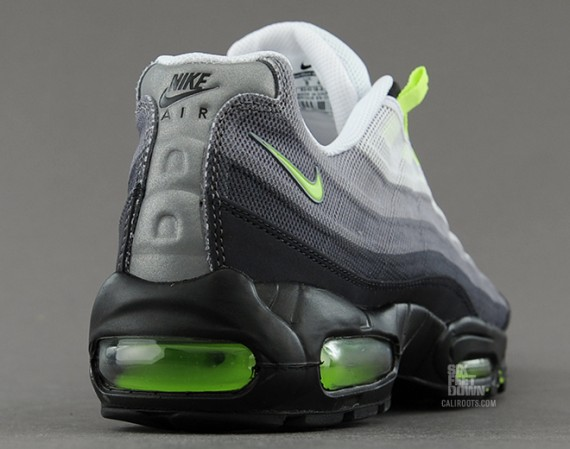 nike air max 95 premium tape green
