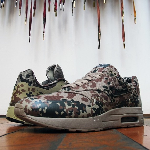 Nike Air Max Camo Country Pack Germany Releasing at 21 Mercer