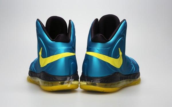 b17a8eaf626 Nike Air Max Hyperposite  Tropical Teal Sonic Yellow-Blueprint ...