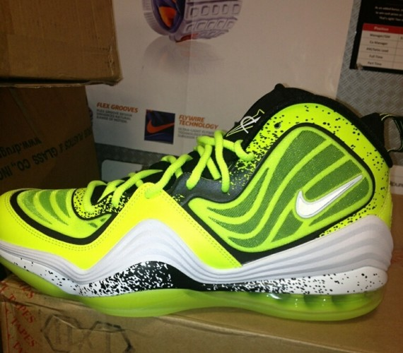 Nike Air Penny V (5) 'Volt' | New Image