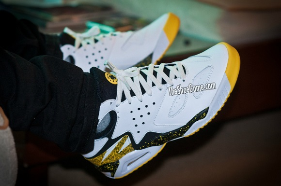 Nike Air Tech Challenge Huarache Retro Tour Yellow First Look