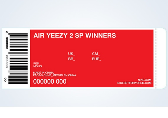Nike Air Yeezy 2 Red October Winners Announced