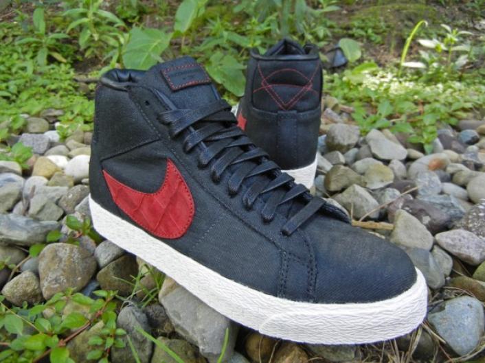nike-blazer-denim-croc-custom-3