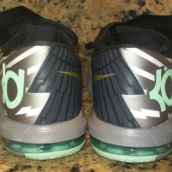 Nike KD VI Grey Mint More Pics