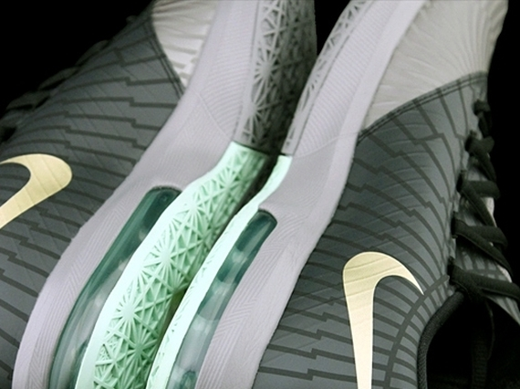 Nike KD VI Grey Mint Yet Another Look