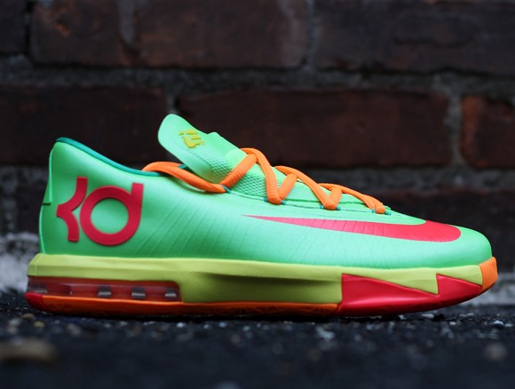 nike kd vi gs quotcandyquot another look sneakerfiles