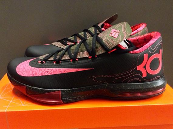 Nike KD VI Meteorology Release Reminder