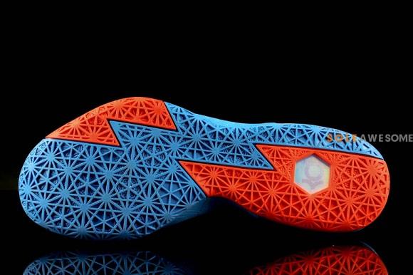 Nike KD VI Thunder Away Detailed Look