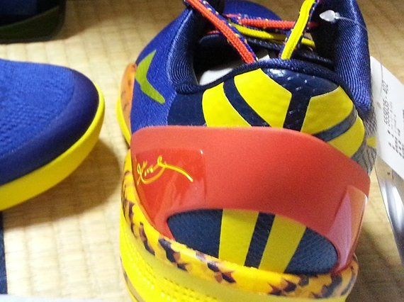Nike Kobe 8 Deep Royal Blue Tour Yellow Midnight Navy Release Date