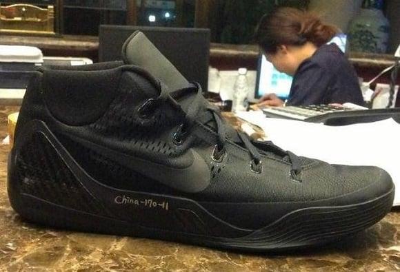 Nike Kobe IX 9 EM Low Wear Test Sample First Look