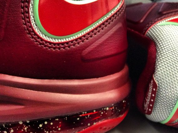 Nike LeBron Ambassador 6 Christmas Teaser