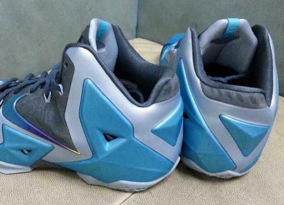 Nike LeBron XI Armory Slate Yet Another Look
