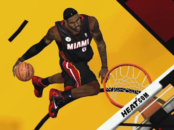 Nike LeBron XI be featured in NBA 2K14