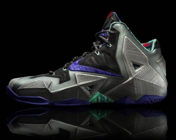 Nike LeBron XI October Release Dates