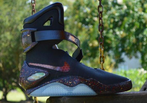 7a152622abe Nike Mag 2011 by Kickasso Customs for Joe Haden