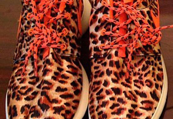 Nike Roshe Run Leopard