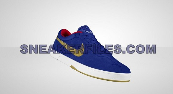 Nike SB Koston 1 Available Now on NikeiD