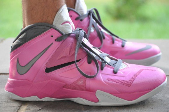 huge discount 791c8 d2703 Nike Zoom LeBron Soldier VII