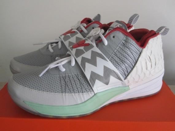 Nike Zoom Revis Shaka Neezy Customs by Brian Villaneuva