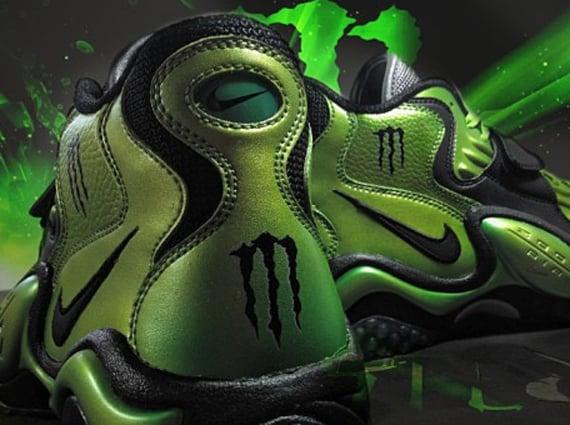 Nike Zoom Turf Jet 97 Monster by Mache Customs