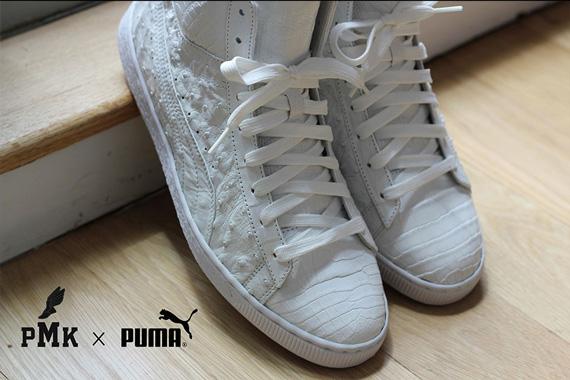 PMK x Puma Collab Meek Mill Levels Puma Suede