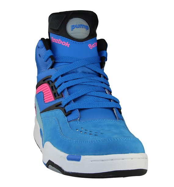 Reebok Pump Twilight Zone Blue Pink