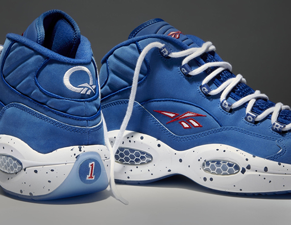 Reebok Question #1 Pick Release Reminder
