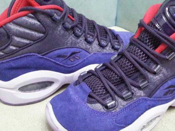 Reebok Question Ghost of Christmas Future Another Look