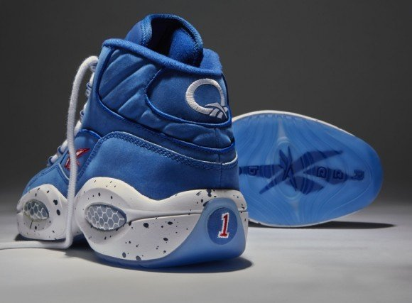 Reebok Question Mid #1 Pick Another Look