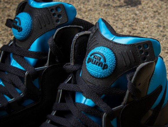 Reebok Shaq Attaq Azure Blue Pre-order at Packer Shoes