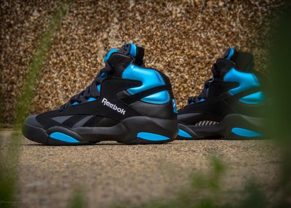 Reebok Shaq Attaq Azure Blue Pre-order at Packer Shoes