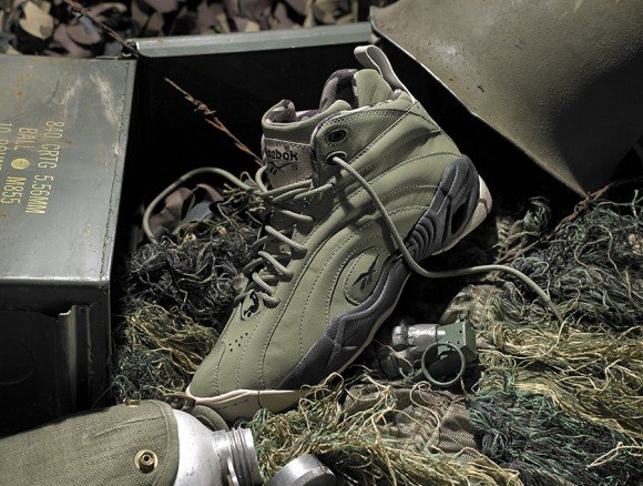 Reebok Shaqnosis Barracks First Look