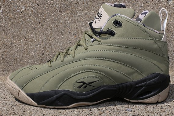 Reebok Shaqnosis Barracks Release Reminder